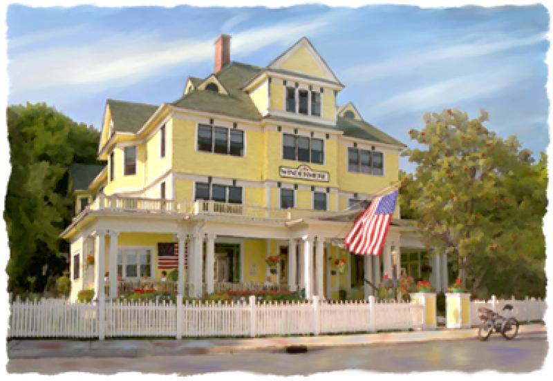 Quot Lachance Cottage Quot Limited Editions Mackinac Island