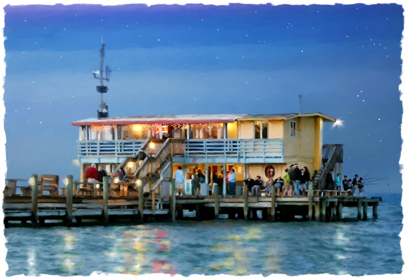 Fishing at the pier anna maria island limited for Anna maria island fishing pier