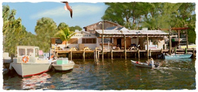 Our history cortez fishing village cortez florida for Village fish market