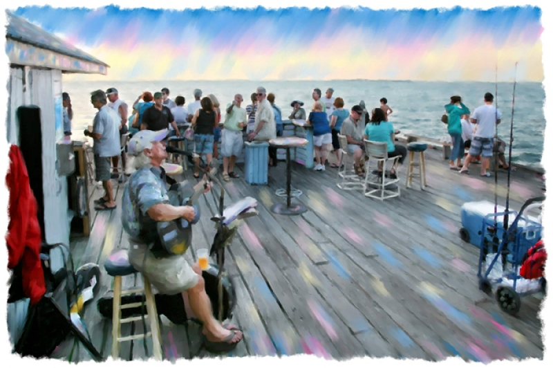 Fun at the rod reel limited editions anna maria for Anna maria island fishing pier