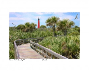 Ponce Inlet Headlight