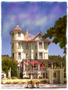 The Inn on Mackinac
