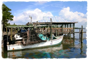 Hub's Tub - Cortez Fishing Village, Cortez, Florida