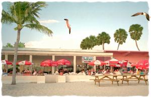 Cafe on the Beach - Anna Maria Island