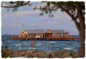 Fish, Eat, Relax - Anna Maria City Pier