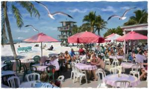 Manatee Beach & Cafe