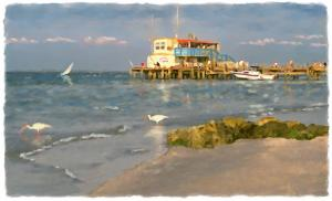 The Peaceful Rod & Reel - Anna Maria Island
